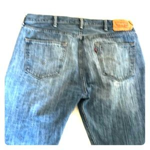 Levi's Strauss & Co.   Levi's 501 Jeans 38 x 34